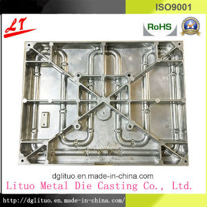2017 Widely Used Aluminum Alloy Die Casting Heat Seal Part pictures & photos
