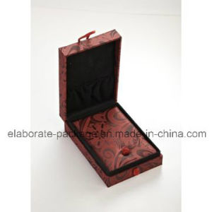 Classical Handmade Wholesale Jewelry Packing Box Popular Jewelry Case pictures & photos
