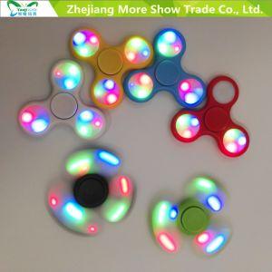 Fast Bearings LED Light Finger Fidget Hand Spinner Fidget Toys pictures & photos