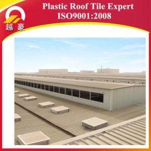 Top Selling Plastic PVC Roof Tile for Warehouse pictures & photos