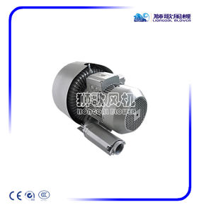 Vacuum Vortex Vacuum Vortex Double-Stage Ring Blower From China pictures & photos