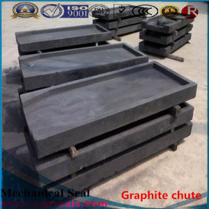 Graphite Launder/ Graphite Chute for Chemical Production pictures & photos