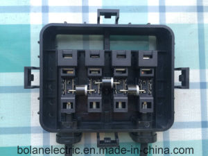 Solar PV Junction Box with PV Cable and Mc4 Connector pictures & photos