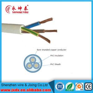 3 Core Flexible PVC Overhead Cable pictures & photos