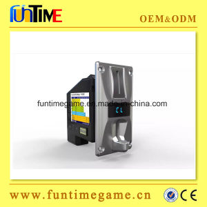 Funtime Newest Digital Intelligent Multi Coin Acceptor pictures & photos