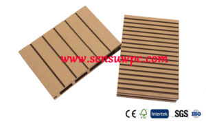 Sensu WPC Hollow Decking Passed by Fsa Certificate pictures & photos