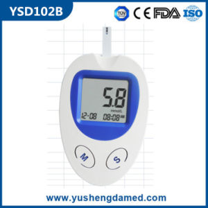 Ysd102b High Quality Personal Use Blood Glucose Meter pictures & photos