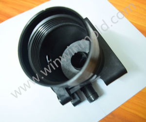 Hydraulic Cylinder Core Pull Unscrewing Plastic Injection Mold pictures & photos