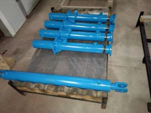 Double Acting Hydraulic Cylinder Manufacturer pictures & photos
