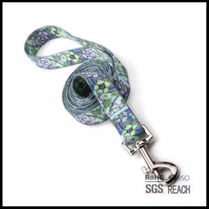 No MOQ Full Color Custom Sublimation Printing Polyester Pet Dog Leash pictures & photos