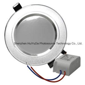 Aluminum+PC AC100-240V 3leds 3W Ce RoHS Adjustable LED Spot Light pictures & photos