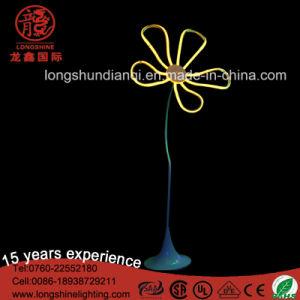 Multi-Color LED Flower Landscape Lights for Solar Garden Park Lamp IP65 pictures & photos