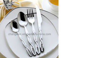 16/24PCS Stainless Steel Flatware pictures & photos