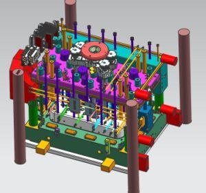 Car Automotive Truck Plastic Injection Mould Design pictures & photos