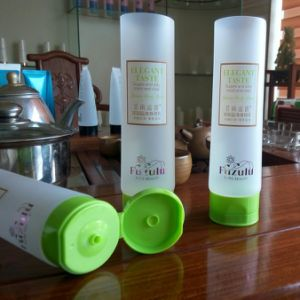 150ml Body Lotion Silkscreen Packaging Tubes with Oriented Flip Top Cap pictures & photos