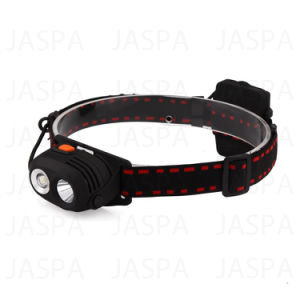 High Lumen 3AAA ABS LED Headlamp pictures & photos