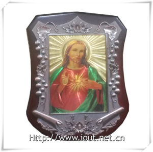 Marquetry Picture: Our Lady of Fatima, Religious Photo (IO-ca091) pictures & photos