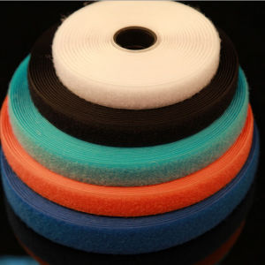 Hot Selling Hook and Loop Tape for Shoelace and Clothes pictures & photos