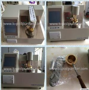 LCD Display Automatic Fire Point Tester (TPC-3000) pictures & photos
