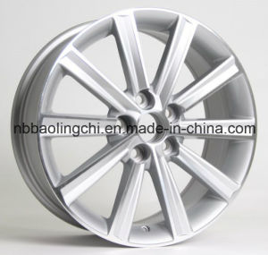 16/17/18/19 Inch Aluminum Wheel with PCD 5X114.3 for Toyota pictures & photos