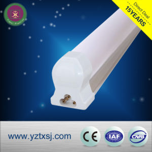 LED Tube Housing High Quality T8 Housing Plastics Bracket pictures & photos