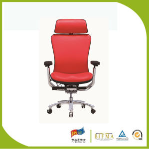 Luxurious High Quality Multi-Function Real Leather Office Chair for CEO pictures & photos