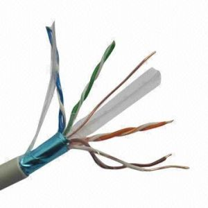 High Quality CAT6 FTP LSZH Cable pictures & photos