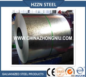 Bright Finish Zinc Coated Steel Roll pictures & photos