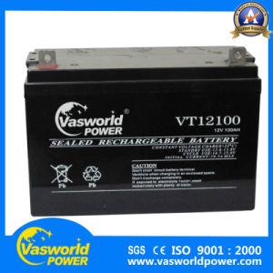 12 Volts UPS Solar Battery100ah VRLA Lead Acid Battery pictures & photos