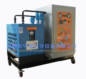Small Nitrogen Generator Unit/ Mini Whole Set of Nitrogen Machine pictures & photos
