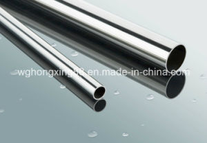 Alloy Seamless Stainless Deformed Steel Pipe (316L) pictures & photos
