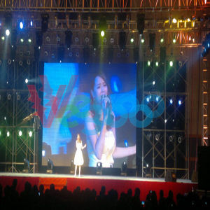 Vg P3.91 Indoor Full Color Stage Performance Rental LED Display