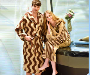 Wholesale Men and Women Couple Bathrobe
