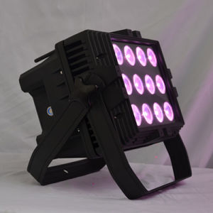 High Quality Mini LED PAR WiFi Battery 12PCS Wireless Light pictures & photos