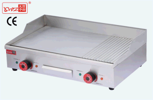Electric Griddle/Catering Equipment/Restaurant Equipment/Kitchen Appliance pictures & photos