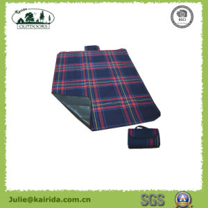 Acrylic Polar Fleece Picnic Mat pictures & photos