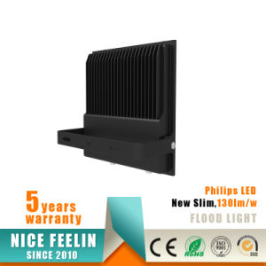 New Ultra Slim IP65 10W LED Floodlight pictures & photos