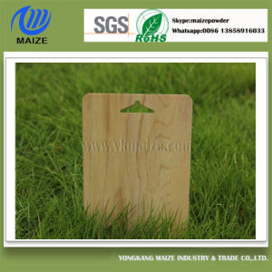 Non-Toxic High Imitation Wood Grain Effect Powder Coating