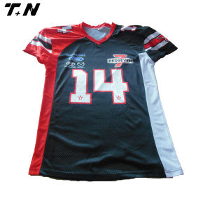 2016 Drop Ship Cheap Custom Team American Football Jersey pictures & photos