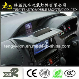 Car Auto Navigation Sunshade for Toyota Voxy80 Navi Vision GPS Navigator pictures & photos