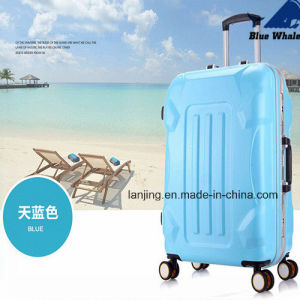 3 PCS ABS Travel Luggage Case Trolley Luggage Travelling Bags pictures & photos
