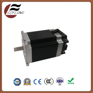 Customized NEMA24 60*60mm Hybrid Stepping Motor for CNC Cutting Machines pictures & photos