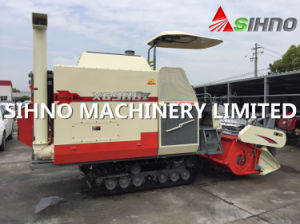 Lucky Star Combine Harvester Xg988zk Rice Harvester pictures & photos