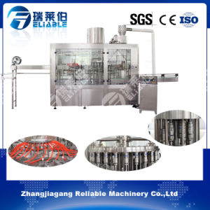 Automatic Juice Bottle Filling Sealing Machine / Beverage Packing Machine pictures & photos