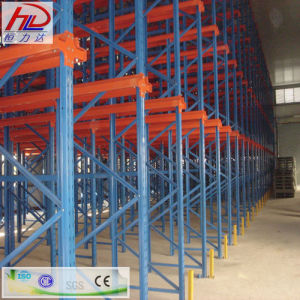 Drive in Box Beam Warehouse Pallet Racking pictures & photos