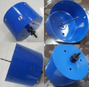 Bi Metal Hole Saw, Cutting Safely and Efficiently pictures & photos