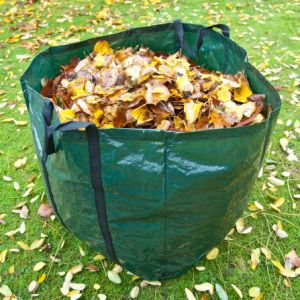 250L Outdoor Garden Lawn Heavy Duty Fall Leaves Trash Plastic Bag pictures & photos