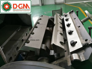 Dge3001000 Economical Granulator Increase Value of Your Materials pictures & photos