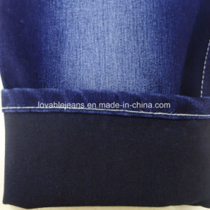 9.3oz Stretch Denim Fabric (T121) pictures & photos