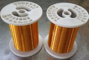 China Suppliers Wholesale Enamel CCA Wire pictures & photos